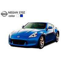 Машинка микро р/у 1:43 лиценз. Himoto Nissan 370Z (синий) (код 191-104620)