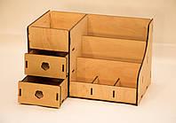 Комод-органайзер из дерева ручной работы