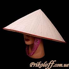 Вьетнамская шляпа, бамбуковая прочная