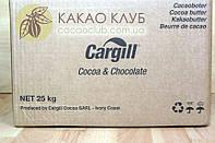 Какао масло натуральное оптом, 25 кг, Cargill, Голландия, недезодорированное