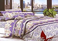 Полуторный комплект постельного белья, Поликоттон