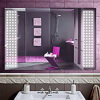 Зеркало LED со светодиодной подсветкой DV 7594 1200х800 мм.