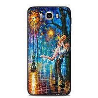Чехол Print для Samsung J7 2016 J710 J710H силиконовый бампер Summer