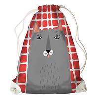 Рюкзак-торба Котик , фото 1