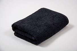 Полотенце махровое отельное Lotus 70*140 - Черный