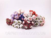 Цветы из фоамирана Caramellu