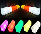 Дорожный бордюр светящийся прочный LED., фото 2