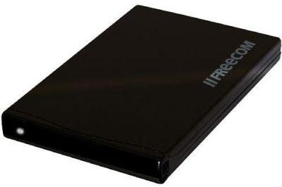 Внешний жесткий диск 2 Tb Verbatim Freecom Classic, Black, 2.5