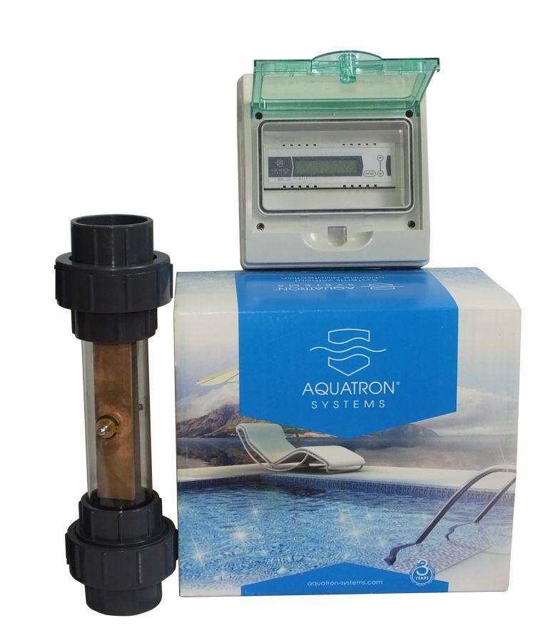 Медно-серебряный ионизатор для бассейна Aquatron i500 до 40 м3