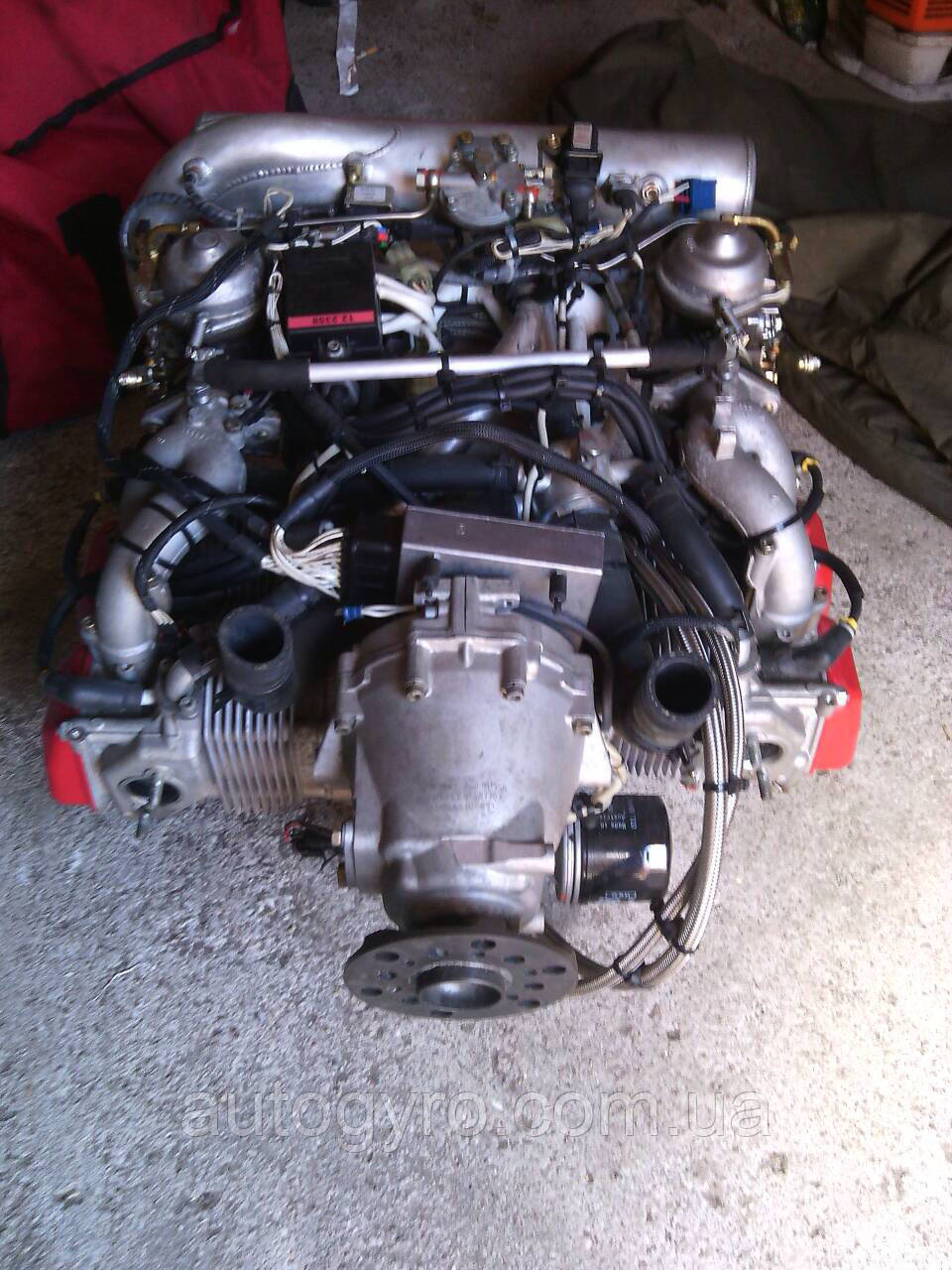 Двигатель ROTAX 914 бу