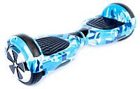 Smart Balance Small 6.5 дюйм Гироскутер, ховерборд Самобаланс ТАО Милитари синий Bluetooth колонки