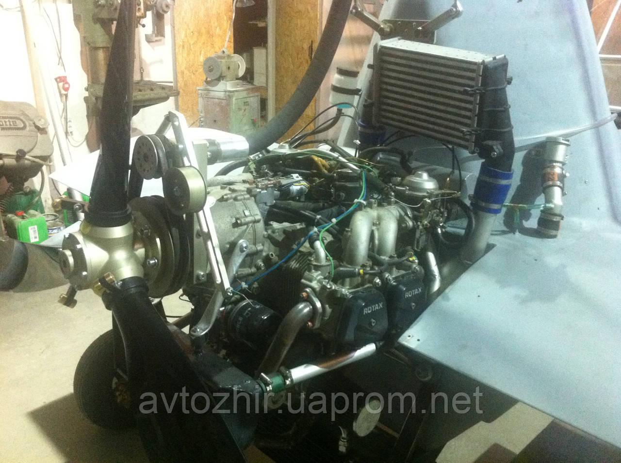 Турбирование двигателей ROTAX 912 UL