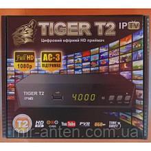 Tiger T2 Internet DVB-T2  Акция