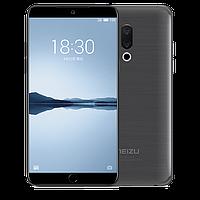 Силиконовый чехол 0,33 мм для Meizu 15 Plus прозрачный