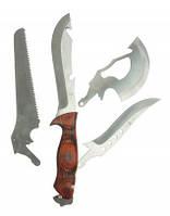 Туристический набор Х-4, набор для туриста, ножи