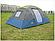 Палатка 1100 Green Camp Туристическая, 4-х местная, двухслойная, фото 3