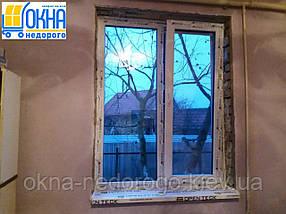 Двухстворчатые окна Windom Eco, фото 3