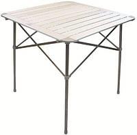 Стол для кемпинга Highlander Alu Slat Folding Small 925474 серый