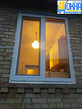 Двустворчатое окно Windom Eco, фото 3