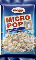 Попкорн с солью для приготовления в микроволновой печи Micropop Mogyi, 100 гр