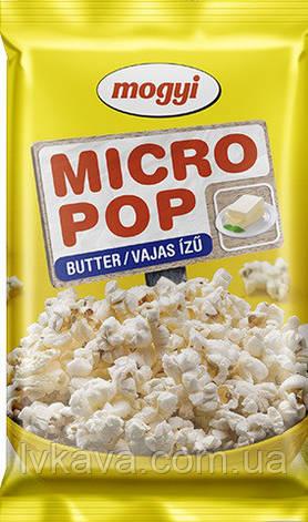 Попкорн с маслом  для приготовления в микроволновой печи Micropop Mogyi,  100 гр, фото 2