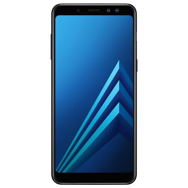 Samsung Galaxy A8 2018 4/32GB Black (SM-A530FZKD)