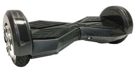 """Smart balance wheel Ховерборд Transformers 8"""" Гироскутер черный цвет с приложением Tao-Tao App"""