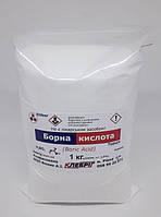 Борная кислота 1 кг Бор Ортоборная кислота H3BO3, фото 1