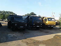 Доставка сыпучих материалов, грузоперевозки, вывоз мусора  Одесса, фото 1