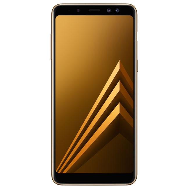 Samsung Galaxy A8 2018 4/32GB Gold (SM-A530FZDD)