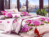 Двуспальный комплект постельного белья, Поликоттон