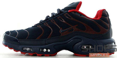 9a7253b0 Мужские кроссовки Nike Air Max TN Plus Black\Red купить в интернет ...
