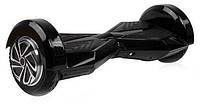 """Smart balance wheel Гироцикл Transformers 8"""" Гироскутер черный цвет с приложением Tao-Tao"""