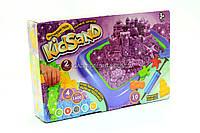 Кинетический песок «KidSand» с надувной песочницей KS-02-01, фото 1