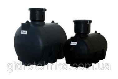 Пластиковый бак CU 3000 ELBI для подземного монтажа