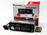 Автомагнитола Pioneer 1125 (MP3+Usb+Sd+Fm+Aux), Магнитола в машину, Автомагнитола с ДУ, Магнитола 1DIN