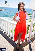 Летнее легкое платье сарафан 48 50 размер Новинка 2018   7 км