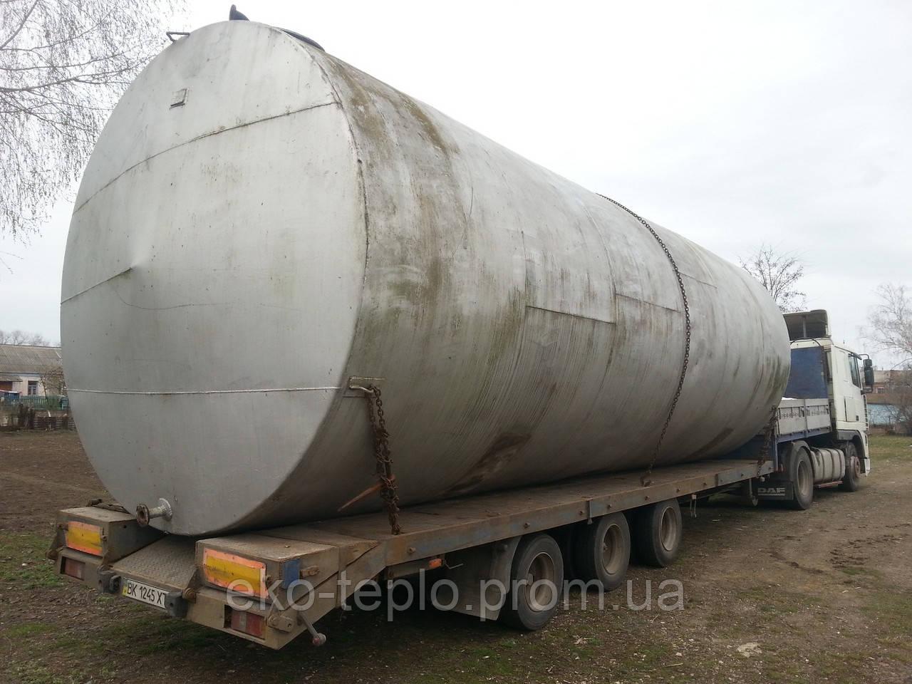 Бочки металлические для хранения бензина 50м3