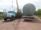 Бочки металлические для хранения бензина 50м3, фото 3