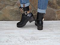 Ботинки осень утепленные Mango street супер предложение в наличии 36 по 39 размер