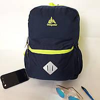Рюкзак спортивный One polar 20 л W2133 синий розовый отличное качество