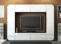 Стенка белая iMeb Мебель Неман в hi-tech ® в стиле iPad