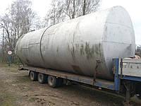 Цистерны для хранения нефтепродуктов 50м3