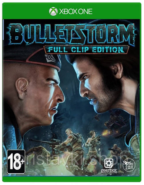 BulletStorm Full Clip Edition XBOX ONE