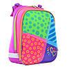 Рюкзак школьный каркасный ортопедический Bright colors 38*29*15