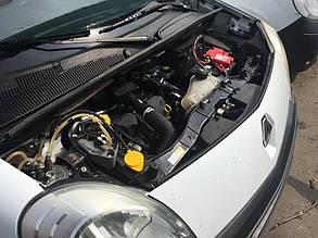 Патрубок воздушного фильтра (воздухозаборник) Renault Kangoo 8200731259 Рено Кенго 2008-2017 г.г.