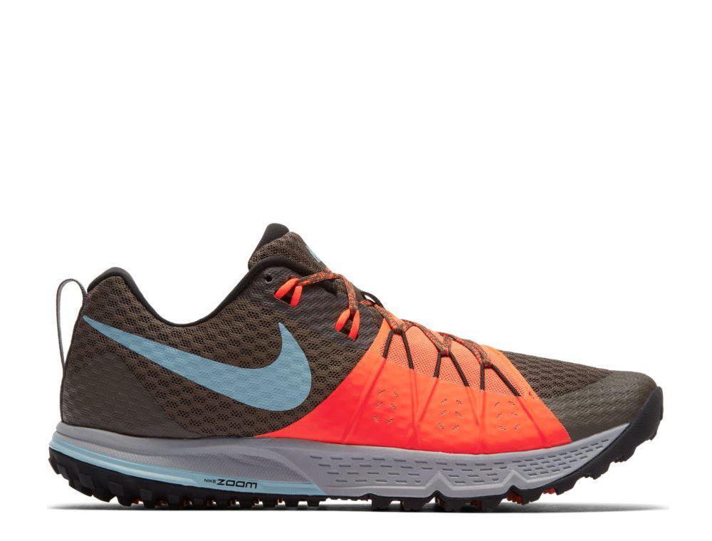c75784f0 Оригинальные мужские кроссовки Nike Air Zoom Wildhorse 4: продажа ...