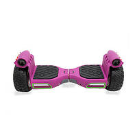 "Гироборд Гироцикл Смартбаланс KIWANO KO-X Pro 8,5"" розовый Самобаланс с паром и турбинами"