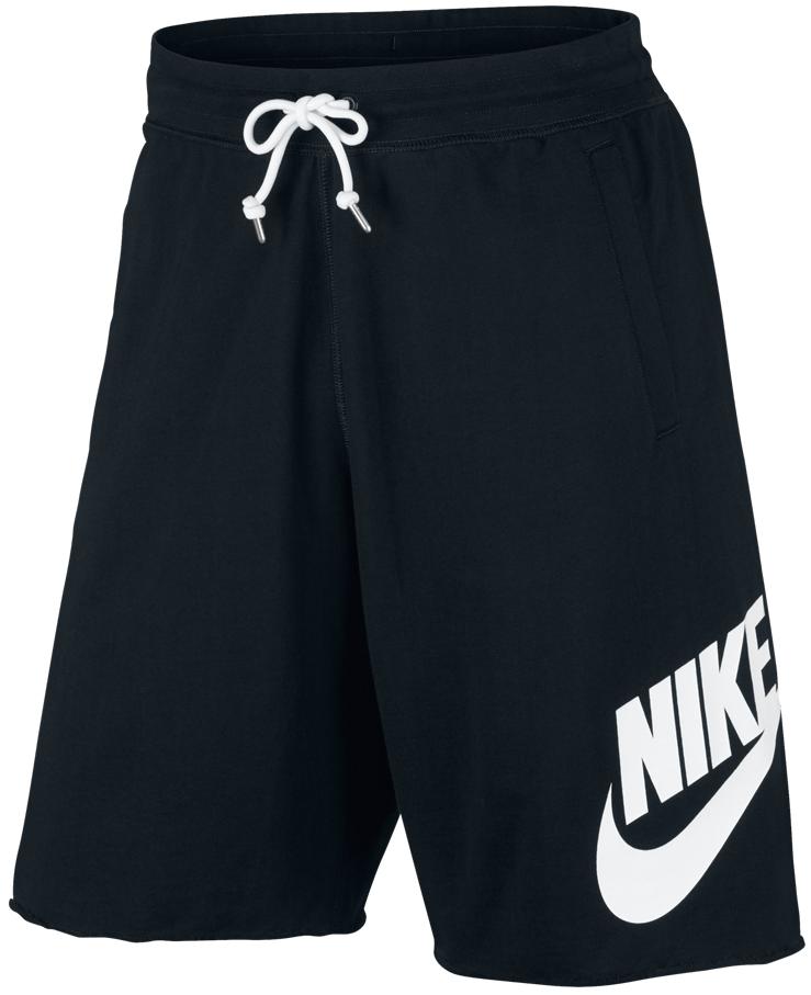 Мужские шорты Nike Sportwear (Найк) черные