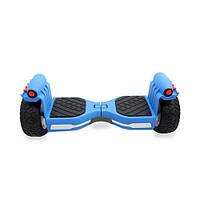 "Гироцикл (Гироскутер) синий Смартбаланс KIWANO KO-X Pro 8,5"" Самобаланс с паром и турбинами"